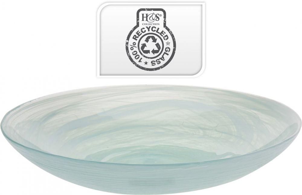 Półmisek szklany, śred. 40 cm