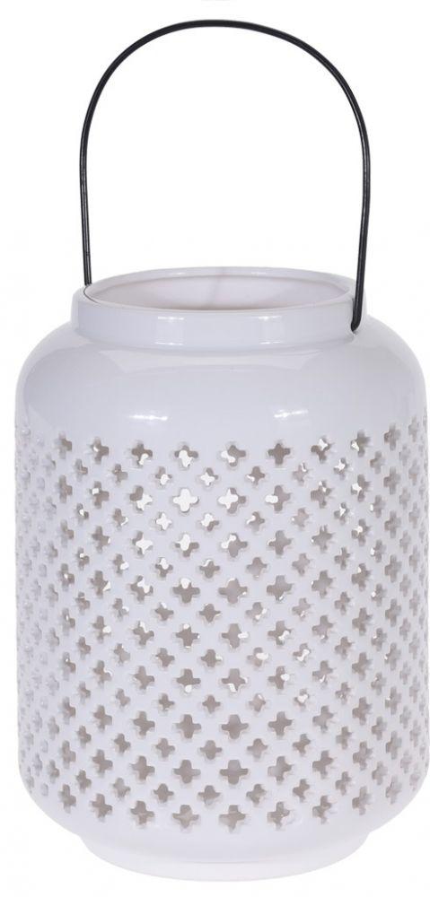 Lampion ceramiczny wzór II