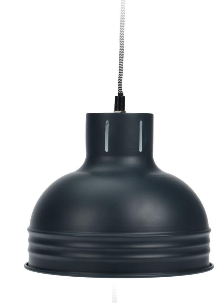 Lampa wisząca - Industrial II Grafit