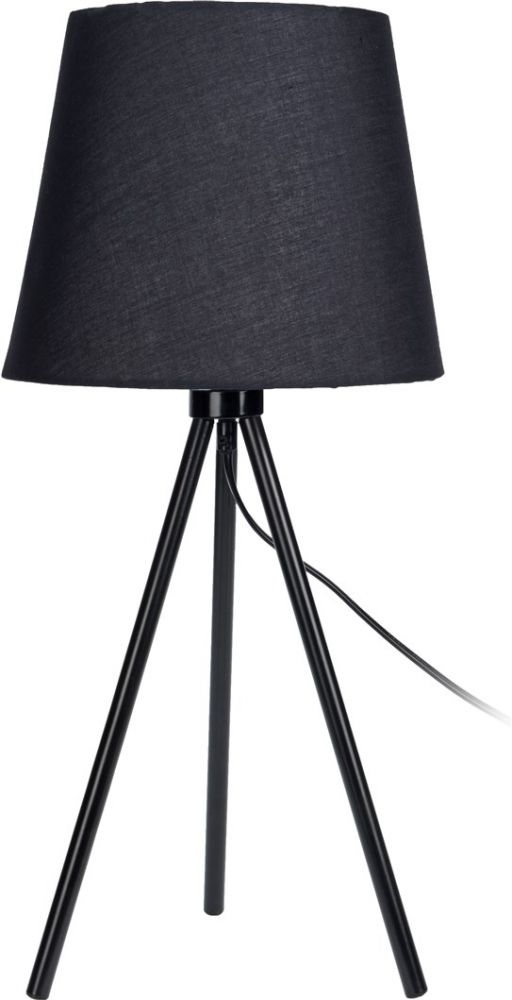 Lampa stołowa - Elegance Black
