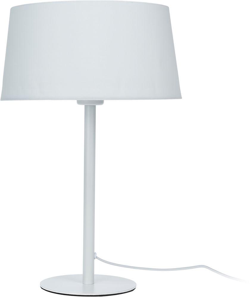Lampa stołowa - Classic Biała