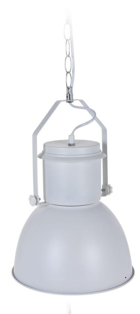 Lampa wisząca - Industrial I Biała