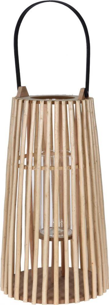 Lampion rustykalny - 48 cm