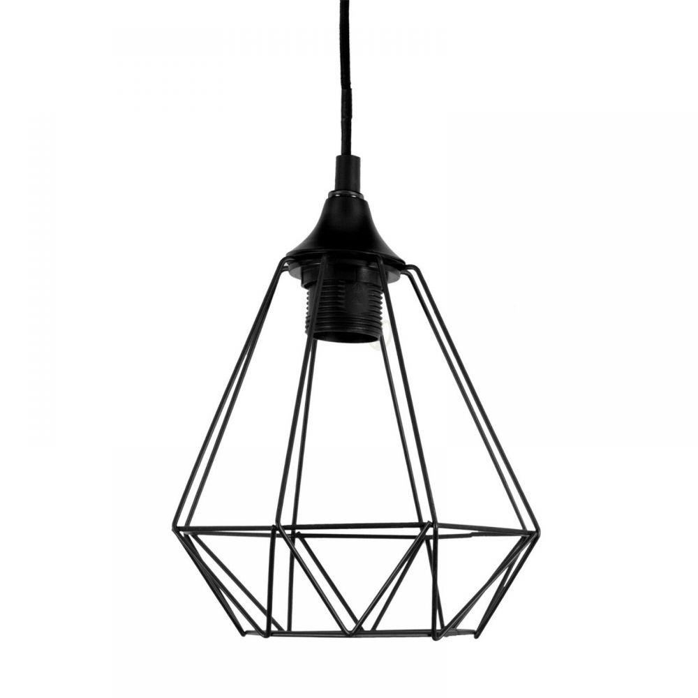 LAMPA GEOMTERYCZNA DRUCIANA LOFT I