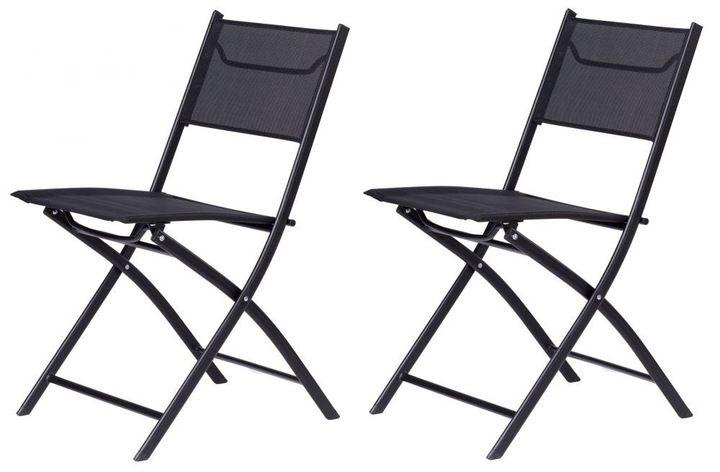 Krzesło ogrodowe - składane 2 szt.