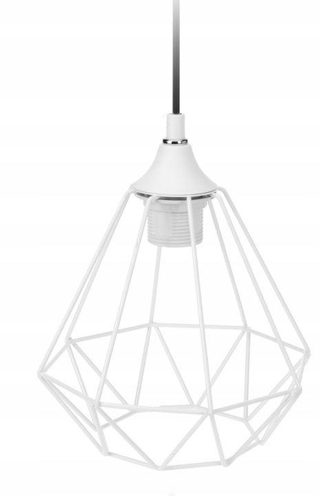 LAMPA DRUCIANA SUFITOWA DIAMENT RETRO LOFT I