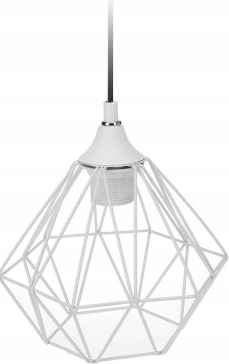 LAMPA DRUCIANA SUFITOWA DIAMENT RETRO LOFT III