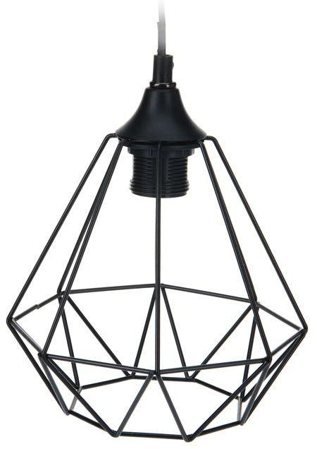Lampa druciana - Loft I