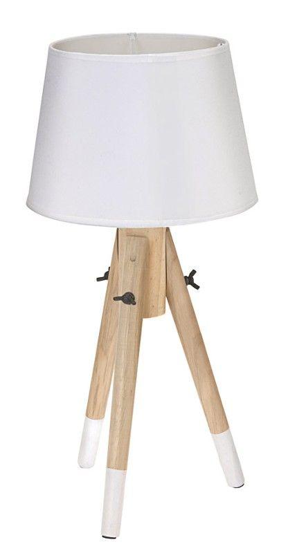 Lampka nocna - biała
